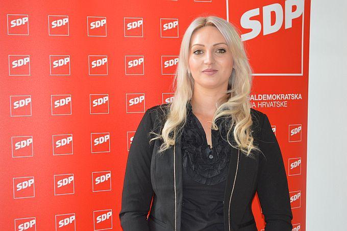 """Marina Opačak- Bilić, apsolutna je pobjednica izbora u SDP-u, """"pomela"""" sve kandidate"""