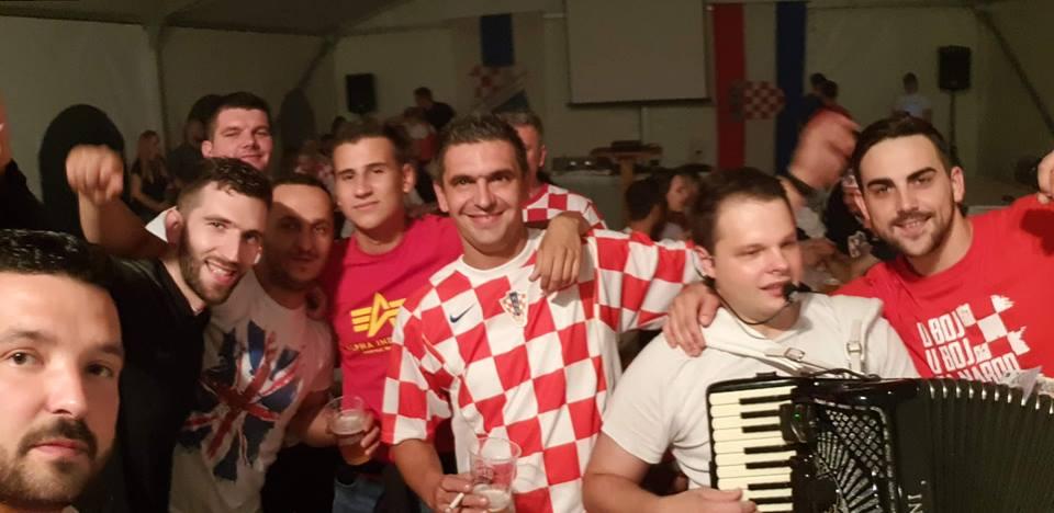 Dva dana feštalo se u Varošu, pobjeda hrvatske reprezentacije kao šlag na tortu