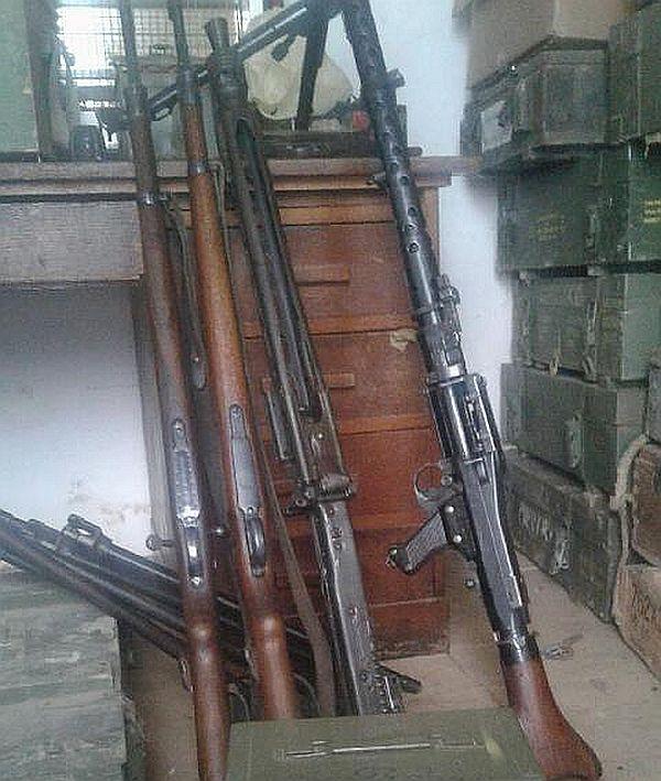 Gospođa s područja Općine Oriovaca donijela je odluku o dragovoljnoj predaji oružja