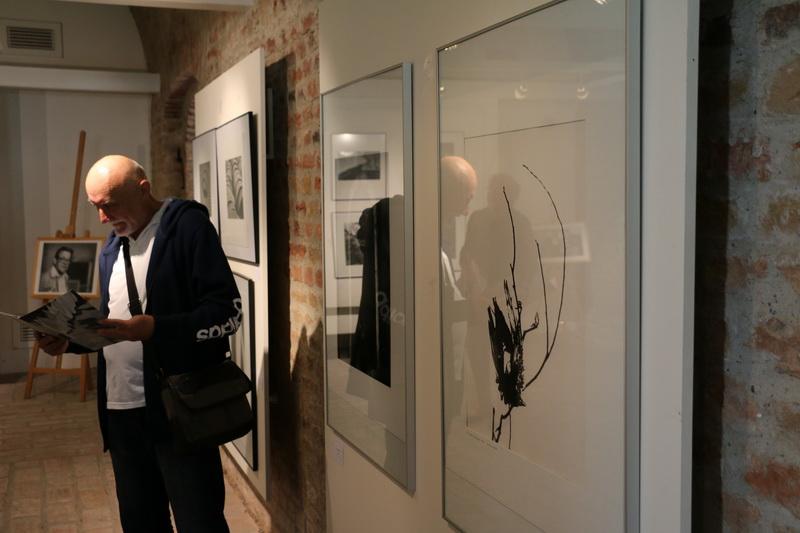 """Otvorena izložba """"Tihomir Pinter- mala retrospektiva"""""""