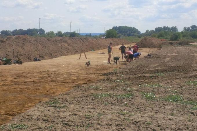 Prilikom arheoloških istraživanja na Bjelišu pronađena eksplozivna sredstva
