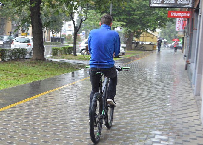 Danas do kraja dana nestabilno vrijeme, kiša moguća u kasnim poslijepodnevnim i večernjm satima