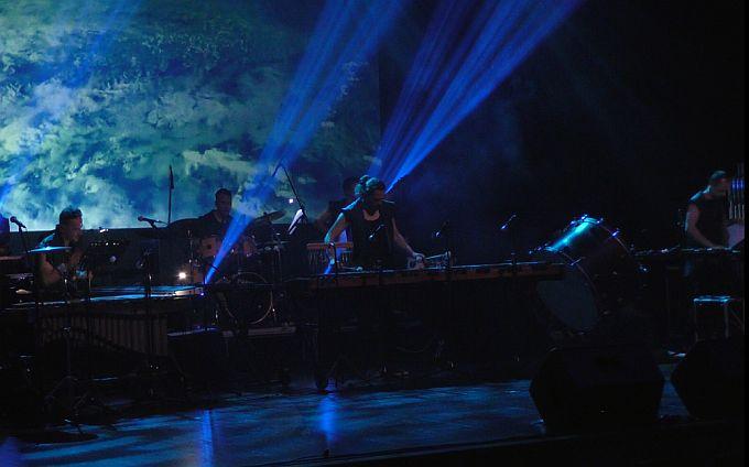 Brođani uživali u glazbi Jean Michael Jarra, Oxygene, treći puta u Brodu SUDAR PERCUSSION