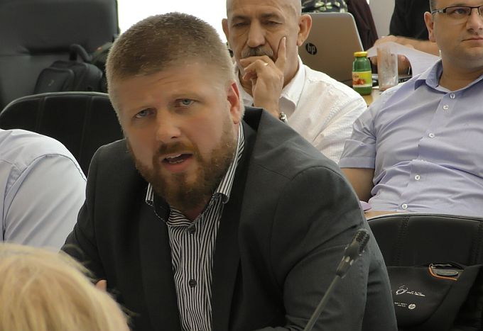 Goran Knežević županijski vijećnik SDP-a postavio 4 pitanja županu Danijelu Marušiću, kaže, ne zna odgovor ni na jedno