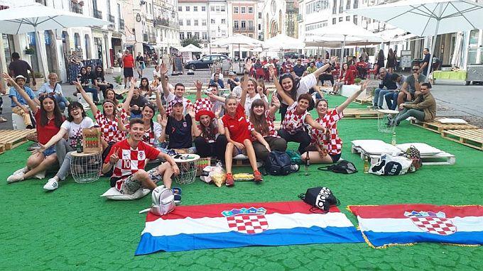 Kockasti pozdrav iz Portugala s Europskih sveučilišnih igara