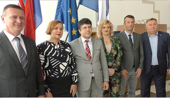 Turska agencija za suradnju i koordinaciju ulagat će u Brodsko- posavsku županiju, nadaju se svi realizaciji nekoliko projekata