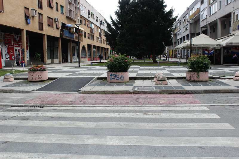 """Na """"Hebrangu"""" novi i bolji prilaz za sve građane, završeni radovi"""