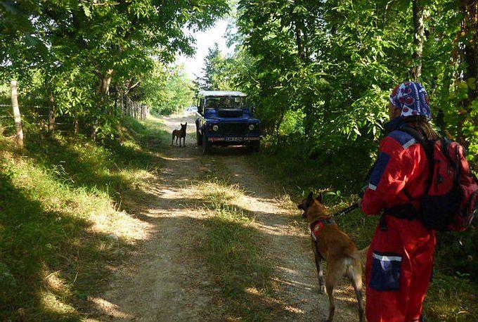 Nestalog mladića na području Gornje Vrbe, brodski HGSS-ovci pronašli su neozlijeđenog