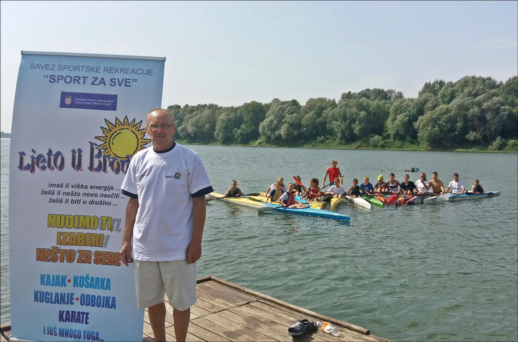 Ljeto u Brodu traje i u kolovozu, niz je aktivnosti za djecu i mlade s područja grada, a svi sadržaji su besplatni