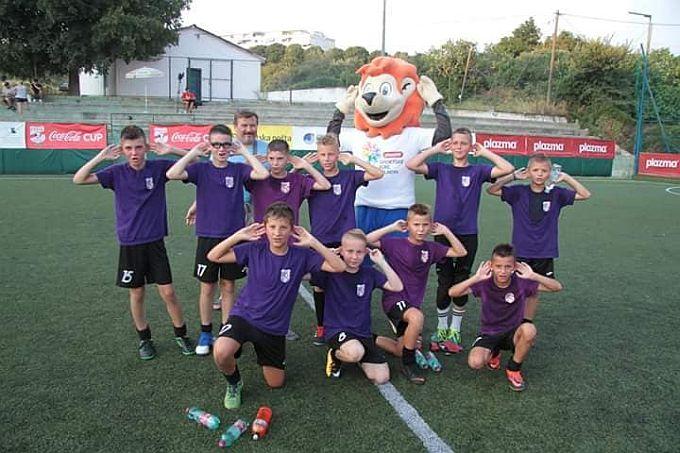 Ekipa škole nogometa HNK Željezničar osvojila 2.mjesto na Državnom prvenstvu u malom nogometu
