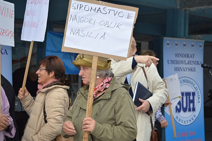 Za 30 godina u Hrvatskoj ista mirovina kao za tri godine u Njemačkoj