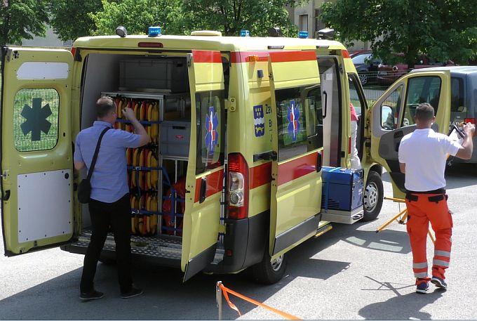 Timovi Zavoda za hitnu medicinu Brodsko–posavske županije izašli su na 28  hitnih intervencija