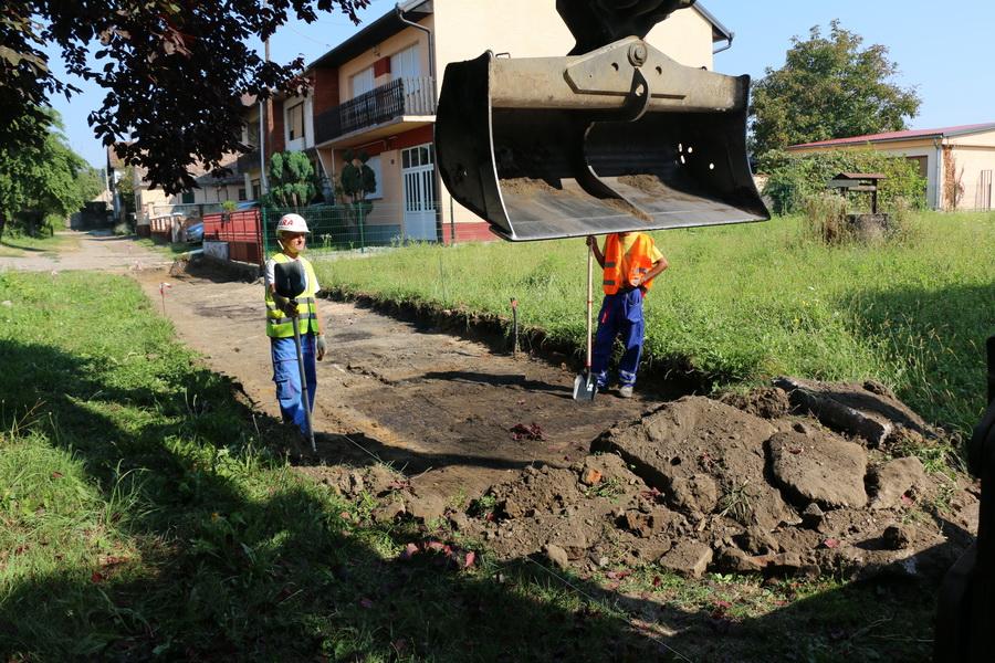 Zagrebačka ulica malo će biti raskopana, ali zato će imati sređenu cestu, nogostup i javnu rasvjetu
