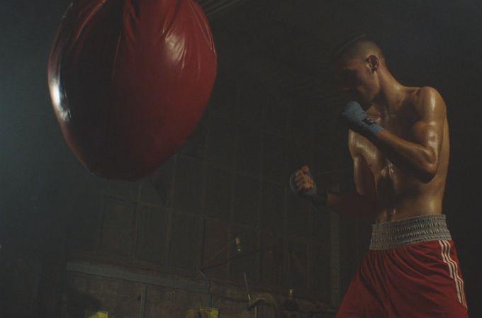 Gabrijel Veočić na svjetskom je prvenstvu u boksu u Budimpešti