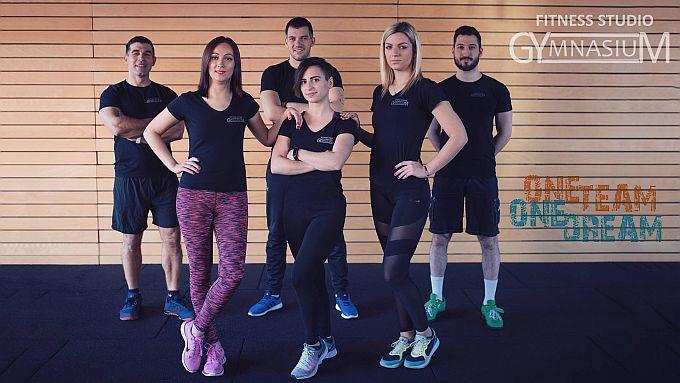 Vrijeme je za upis u novu sezonu grupnih treninga, ekipa trenera u Gymnasiumu vas čeka