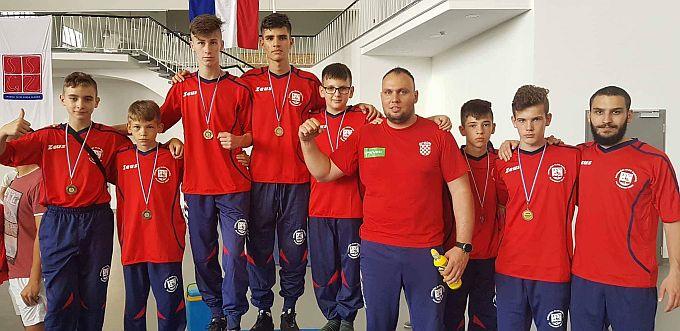Antonio Stojanović i Antun Lovaković u sastavu Hrvatske boksačke reprezentacije za europsko prvenstvo u Rusiji