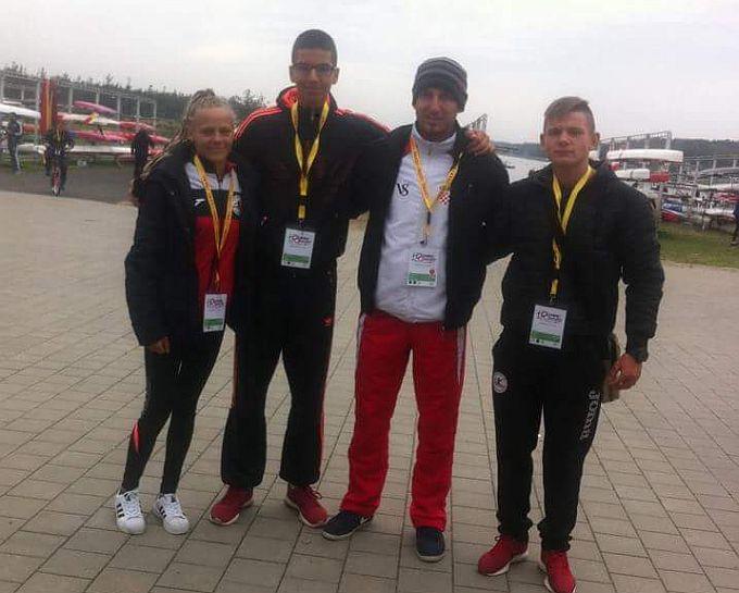 Mlada reprezentacija Hrvatske putuje u Poljsku