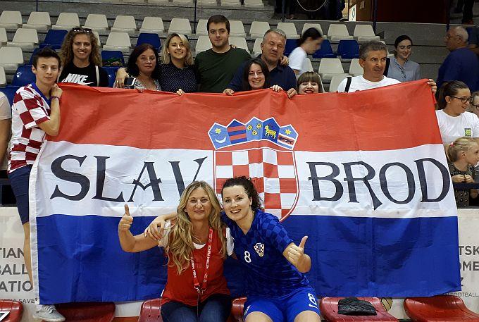 Šest  Tobinih golova u uspješnom debitantskom nastupu na Euru u futsalu za žene