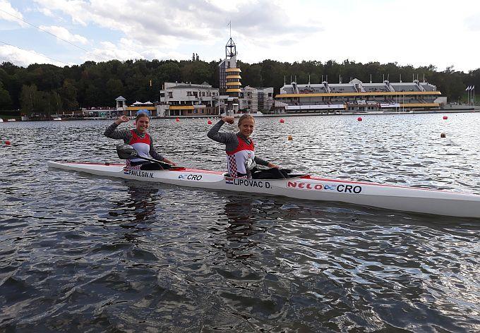 Veliki uspjeh za Brođanke Leonu Pavlešin i Ingu Karakaš na Turniru olimpijskih nada