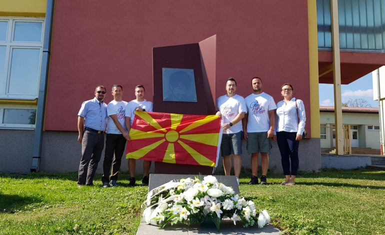 U znak sjećanja na Tošu Proeskog, i ove godine voze biciklisti rutu od Nove Gradiške do rodnog mjesta makedonskog pjevača