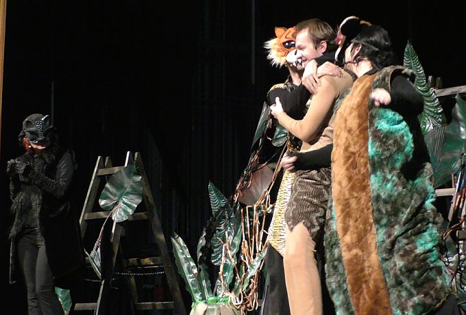 Knjiga o džungli nova je predstava brodske Kazališne družine koju možete gledati već u subotu