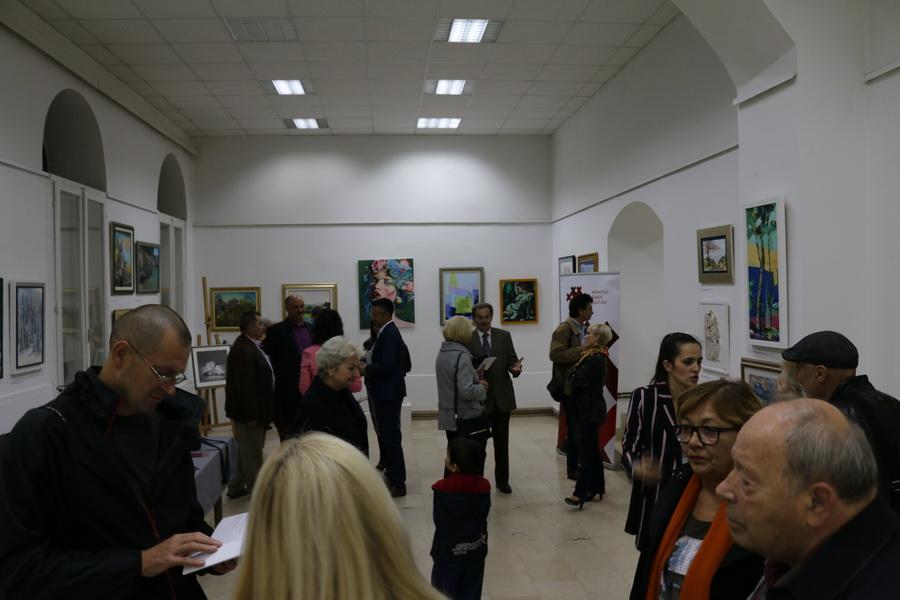 U Slavonskom Brodu 34. Susret likovnih stvaralaca