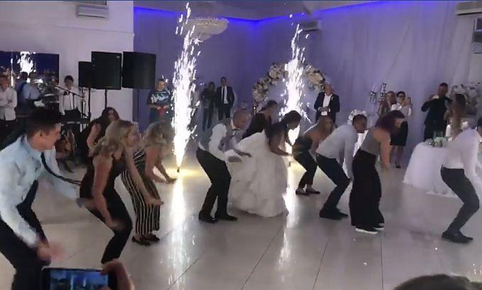 Najbolja svadbena koreografija koju smo vidjeli, Mrs. & Mr. Zirdum