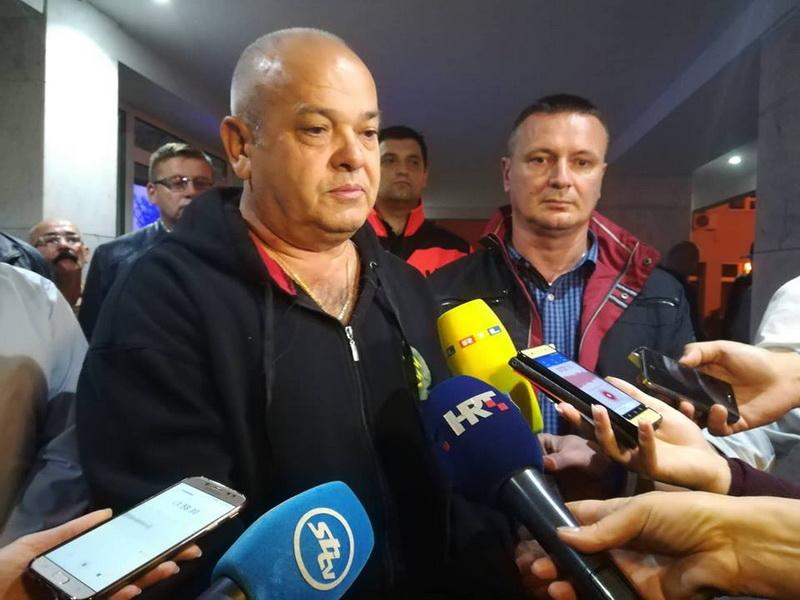 Zbog eksplozije na području Rafinerije održana hitna sjednica gradskog i županijskog Stožera civilne zaštite i spašavanja
