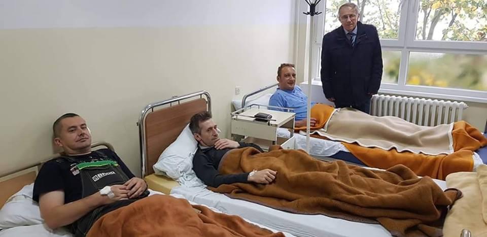 Sinoć ozlijeđeni radnici u Rafineriji Brod nalaze se u bolnici na pretragama