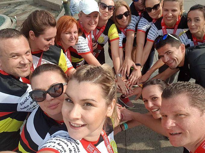 Među gotovo 4 tisuće trkača na Zagrebačkom maratonu i šezdesetak Brođana