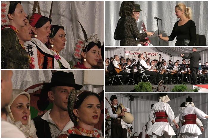 Gala Večer i proslava 90. rođendana u Trnjanima, bila je to prilika za dodjelu posebnih priznanja i folklornu uživanciju