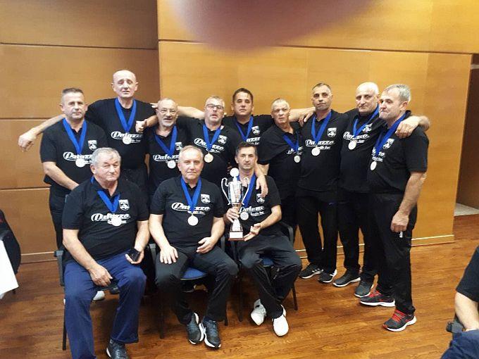 Brođanima 3. mjesto na Međunarodnom turniru u sjedećoj odbojci u Zagrebu