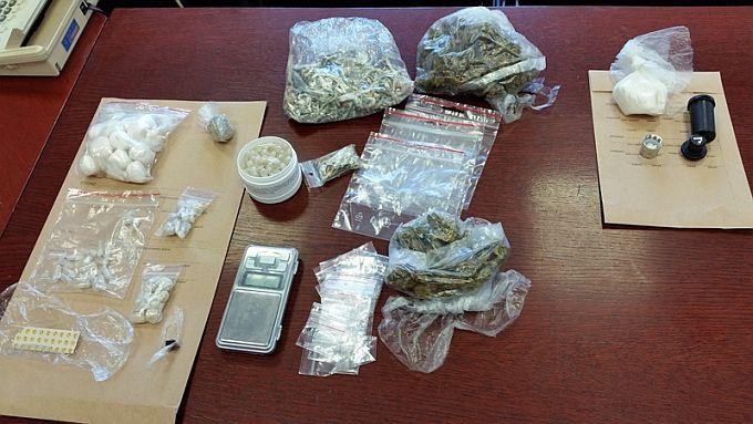 Pretragom kuće u Slavonskom Brodu policija kod 38- godišnjaka pronađeni amfetamin i marihuana