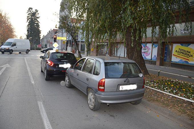 U tri poslijepodne pijani vozač nije stigao zaustaviti svoj automobil