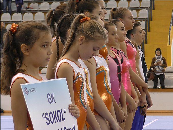 Preko 400 gimnastičara Hrvatske okupljeno u Slavonskom Brodu na državnom natjecanju