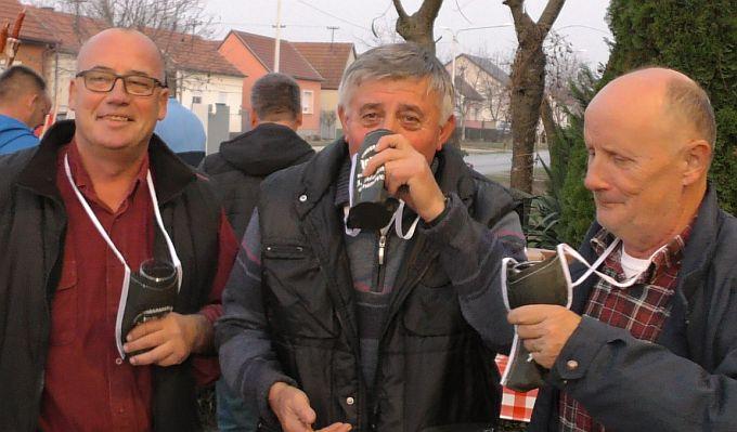 Martinjsko okupljanje i krštenje mladog vina u Vranovcima postaje tradicija, ova godina bila je odlična, vina će biti još bolja