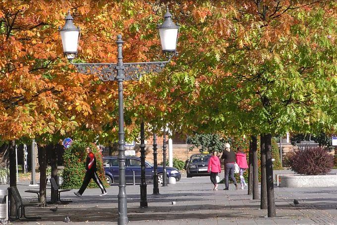 Sunčano jutro u Slavonskom Brodu, ceste su suhe, vidljivost je dobra