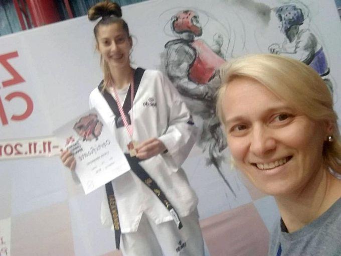 Lucija Abramović na još jednom turniru najbolja, ovaj puta u Zagrebu