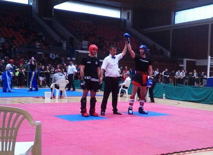 Još jedan sjajan nastup natjecatelja kickboxing kluba Tigar Brod, ovaj puta u Kutini