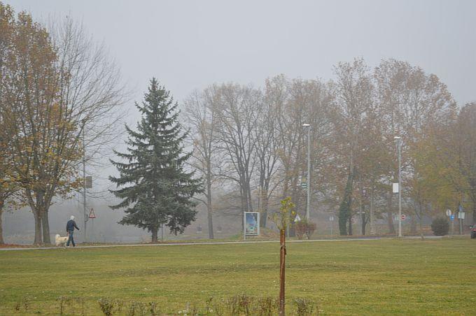 Četvrtak u Slavonskom Brodu maglovit, -2 su stupnja jutros