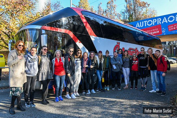 Kvalifikacijska utakmica ženske Hrvatske reprezentacije za odlazak na Europsko prvenstvo 2019. godine igra se u Slavonskom Brodu