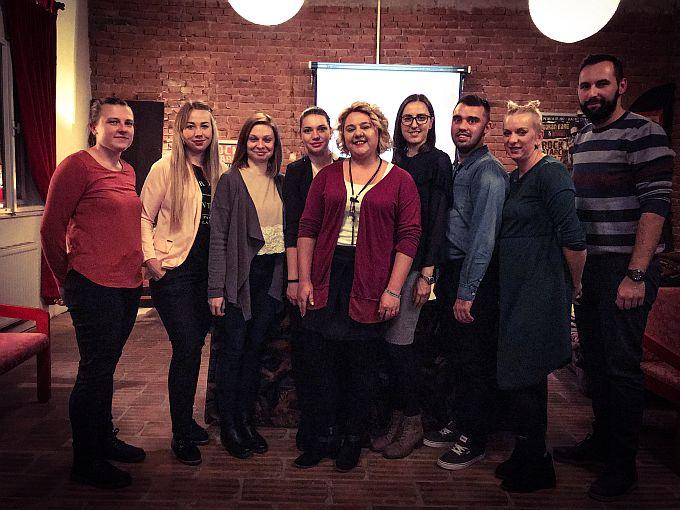 Oni su mladi i angažirani, Udruga Studio B u svome radu i dalje će raditi na dobrobiti korisnika i šire lokalne zajednice