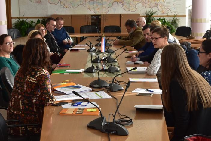 Na održanom Partnerskom i sastanku Upravnog odbora projekta ROSIS4H napravljen presjek dosadašnjih i plan budućih aktivnosti