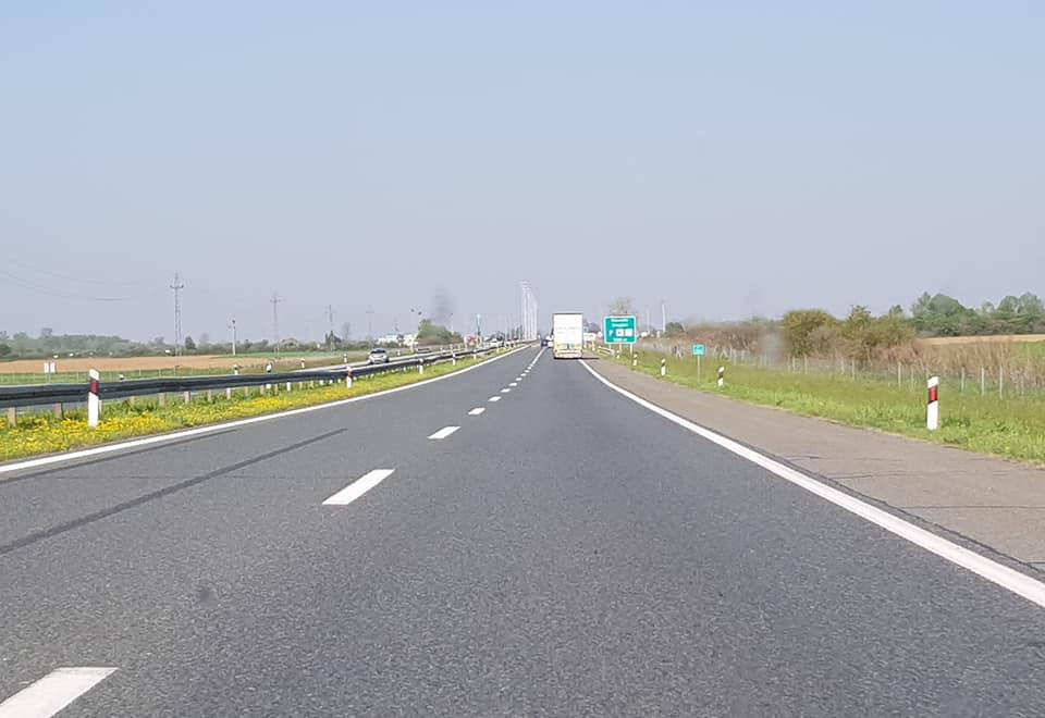 Kod odmorišta Donji Andrijevci prometna nesreća u kojoj je poginula jedna osoba