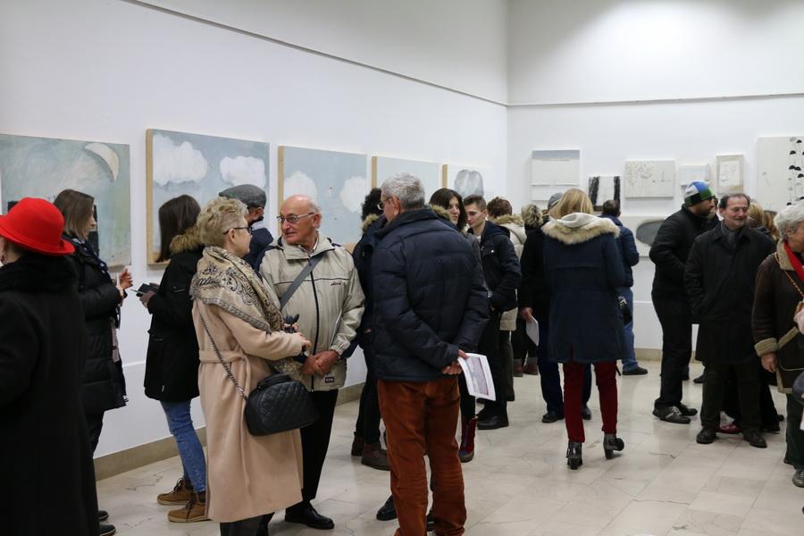 Izložbu Tisje Kljaković Braić, autorice koja privlači pozornost, možete u Slavonskom Brodu pogledati do 15. siječnja