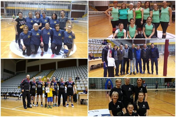 Nakon tri mjeseca natjecanja imamo pobjednike odbojkaške rekreativne lige, Sokolice i Odžak