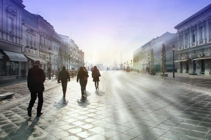 Jutros temperatura iznad nule u Slavonskom Brodu, ceste su mjestimice kliske, vidljivost dobra