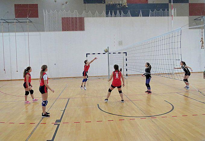 Juniorke Posavine Brod  plasirale su se u četvrfinale Prvenstva Slavonije i Baranje