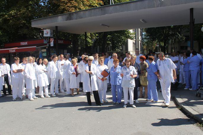 I ove godine naši doktori našli su se na popisu najboljih, to su prema izboru pacijenata Blažinkov, Ćosić, Tomić, Barišić , Baranović i Mehičić