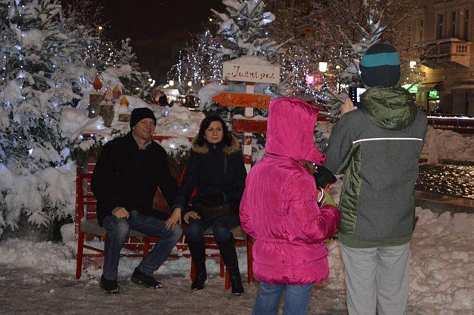Božićna bajka na Korzu prilika je za dobro druženje i nezaboravno fotkanje, nakon Kiće programi se nastavljaju